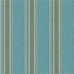 Papel de Parede Vinílico Listrado Azul 53cm com 10 Metros - Conthey