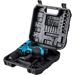 Parafusadeira a Bateria 12v 3/8'' Ppf03m Azul - Philco