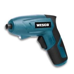 Parafusadeira a Bateria 3,6v 1/4'' Ws2012 Azul - Wesco