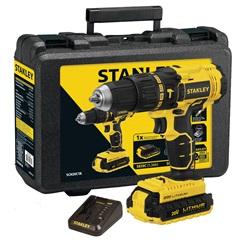 Parafusadeira de Impacto Bivolt com Bateria - Stanley