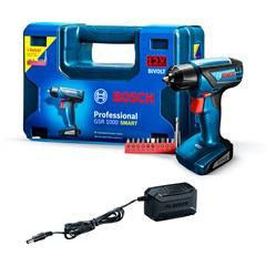 Parafusadeira E Furadeira À Bateria Gsr1000 12v Azul