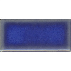 Pastilha Azul Viscaya 2,5x5cm - Jatobá