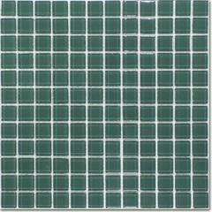 Pastilha de Vidro Cristal Verde Escuro 30x30cm - Colormix