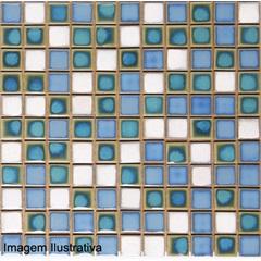 Pastilha em Porcelanato Esmaltada Pl8430 Colorida 30,3x30,3cm - Jatobá