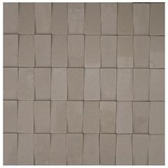 Pastilha em Porcelanato Mosaico Cc1430 Bege 30x30cm - Anticatto