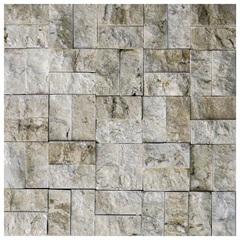 Pastilha em Porcelanato Mosaico Tn3333 Bege 30x30cm - Anticatto