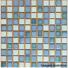 Pastilha Porcelana 2,5x2,5 Batida Ref.: Jd8420 - Jatobá