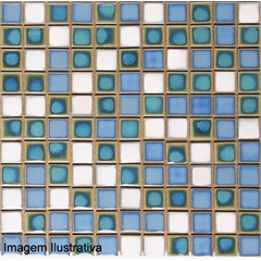 Pastilha Porcelana 2,5x2,5 Batida Ref.: Jd8430 - Jatobá