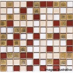 Pastilha Porcelana 2,5x2,5 Batida Ref.: Jd8470 - Jatobá