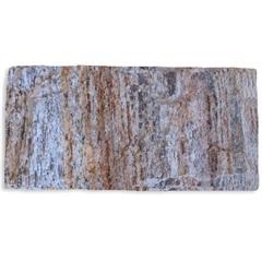 Pedra Natural Madeira Amarela 11,5x23cm - Pedras Pamaro