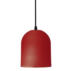 Pendente em Alumínio para 1 Lâmpada Mug Vermelho - Taschibra