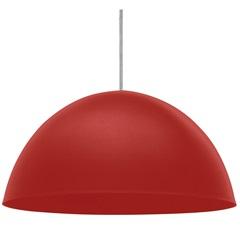 Pendente Td821 Vermelho Fosco  - Taschibra