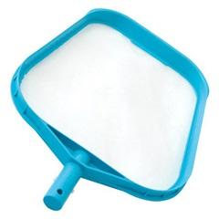 Peneira de Limpeza para Piscina 29,5x41,6cm Azul - Importado