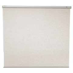 Persiana em Poliéster Linen 160x140cm Bege - Casa Etna