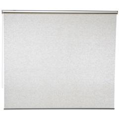 Persiana em Poliéster Linen 160x160cm Bege - Casa Etna