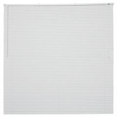Persiana Horizontal em Pvc Off 100x130cm Branca