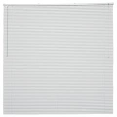 Persiana Horizontal em Pvc Off 120x130cm Branca