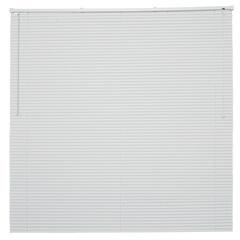 Persiana Horizontal em Pvc Off 80x130cm Branca - Evolux