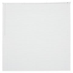 Persiana Horizontal em Pvc Premier 160x120cm Branca - Evolux