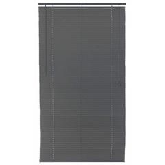 Persiana Horizontal Pvc Top Flex 160x100cm Cinza - Top Flex