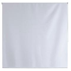 Persiana Rolô em Poliéster Blackout Nouvel 140x160cm Branca - Evolux