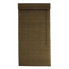 Persiana Romana Bambu 160 X 160 Cm Tabaco - Top Flex