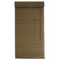 Persiana Romana Bambu Tabaco 80x220cm - Top Flex