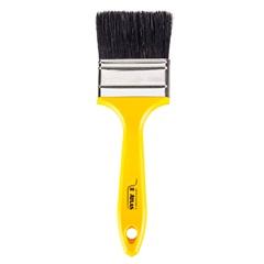 Pincel para Madeira 2.1/2'' Amarelo - Pincéis Atlas