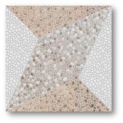 Piso 51x51 Pedrisco Bege 2,60m² - Unigres