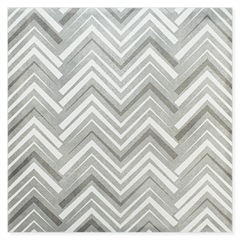 Piso Acetinado Borda Bold Tribal Decor 20x20cm - Incepa