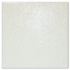 Piso Brilhante Borda Bold Opala Branco 30x30cm - Pierini
