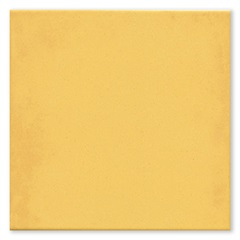 Piso Cerâmico Acetinado Borda Bold Amarelo 20x20cm - Colormix