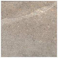 Piso Cerâmico Acetinado Borda Bold Nadi Rust 20x20cm - Pierini