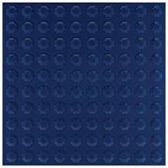 Piso Cerâmico Brilhante Borda Bold Oceanic Azul Claro 20x20cm - Incepa
