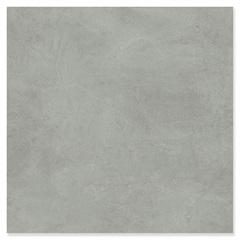 Piso Cerâmico Polido Borda Reta Baviera Cinza 74x74cm - Fioranno