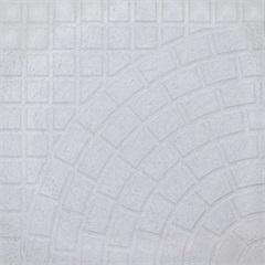 Piso Cimentício Rústico Borda Reta Status Romano Cinza 32x32cm - Cimartex