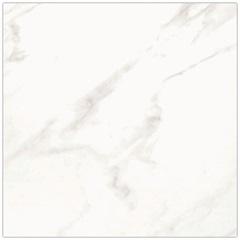 Piso Esmaltado Brilhante Borda Bold Silver 53x53cm