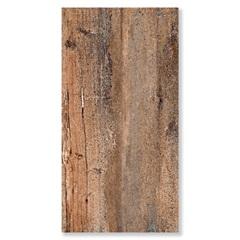 Piso Rústico Acetinado Borda Reta Amazonic 19x74cm - Savane