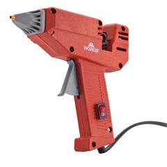Pistola de Cola Quente 180w 220v Vermelho - Worker
