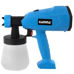 Pistola de Pintura Elétrica 350w 110v Azul - Gamma