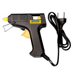 Pistola Elétrica para Cola Quente 12w Bivolt Preta E Amarela - Tramontina