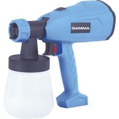 Pistola Elétrica para Pintura 350w Azul - Gamma