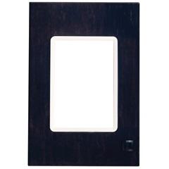 Placa 4''X2'' para 3 Módulos Delta Mondo Lx Nogal Crystal - Iriel