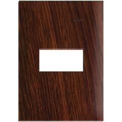 Placa 4x2 1 Posto Horizontal Simon 35 Tabaco - Simon