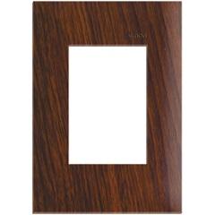 Placa 4x2 2 Postos Horizontais Simon 35 Tabaco - Simon