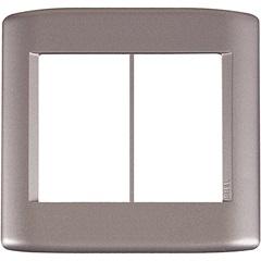 Placa 4x4 6 Postos Talari Bronze - Iriel