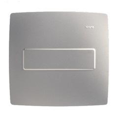 Placa 4x4 Cega com Suporte Alumínio S30 - Simon