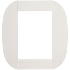 Placa 4x4 Living & Light Bianco - BTicino