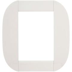Placa 4x4 Living & Light Bianco - BTicino