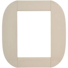 Placa 4x4 Living & Light Colonial - BTicino